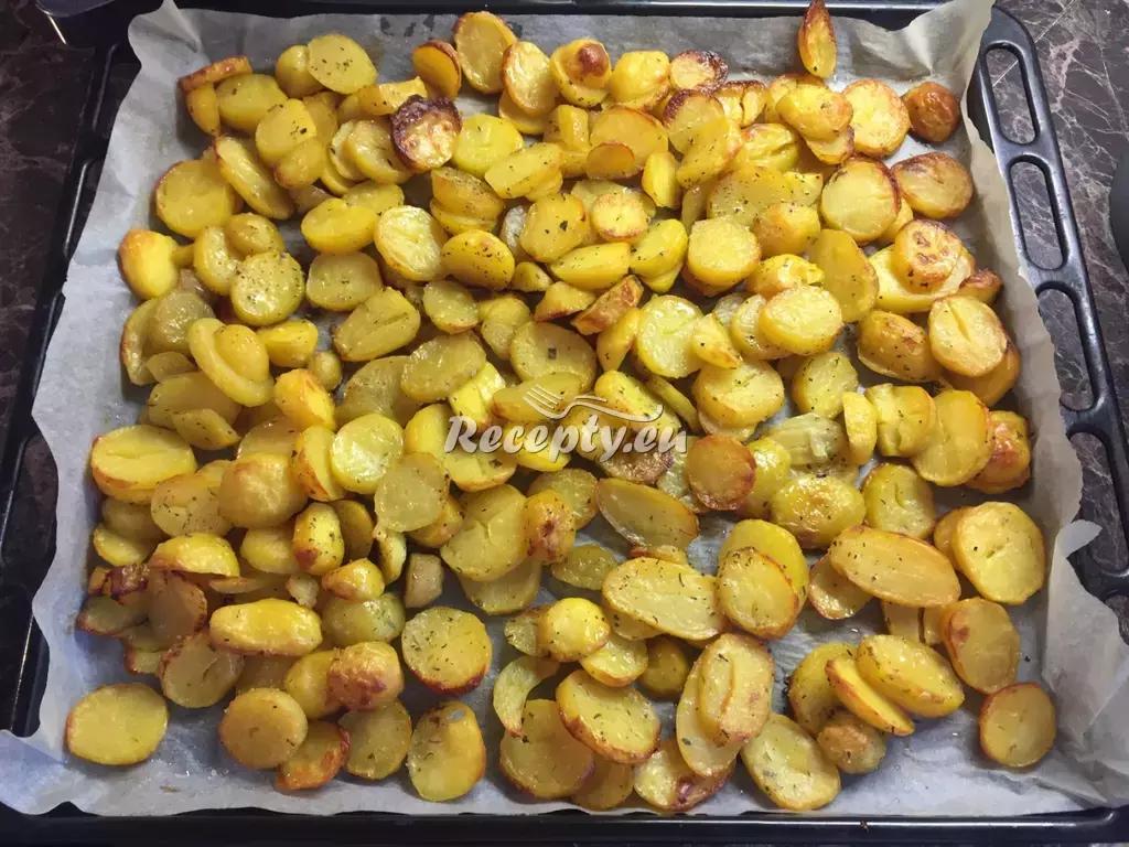 Bramborové medailonky recept  bramborové pokrmy