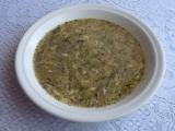 Polévka z hlívy s vejcem recept