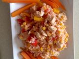 Rychlé šťavnaté rizoto recept