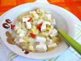 Kukuřičná polévka s tofu recept