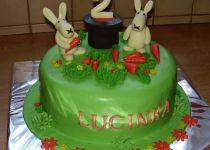 Potahovací hmota na dort recept