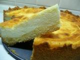 Lehký tvarohový koláč recept