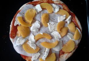 Pravé italské těsto na pizzu