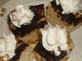 Fantastický kynutý koláč s pudinkem recept
