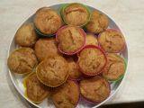 Pomerančové muffiny bez vajec recept