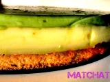 Matcha Tea kokosový dort recept