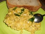 Vaječina s jitrnicí recept