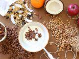 3X domácí granola recept