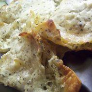 Zapékané sýrové lasagne recept