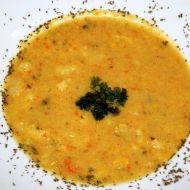 Hustá květáková polévka se smetanou recept