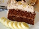 Banánový koláč ZNC recept