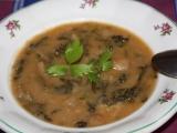 Kapustová polévka s hlívou recept