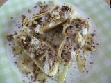 Zdravý štrůdl s jablky, medem, ořechy a sušenými švestkami recept ...