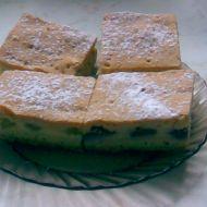 Rebarborový koláč recept
