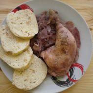 Kuře alá kachna recept