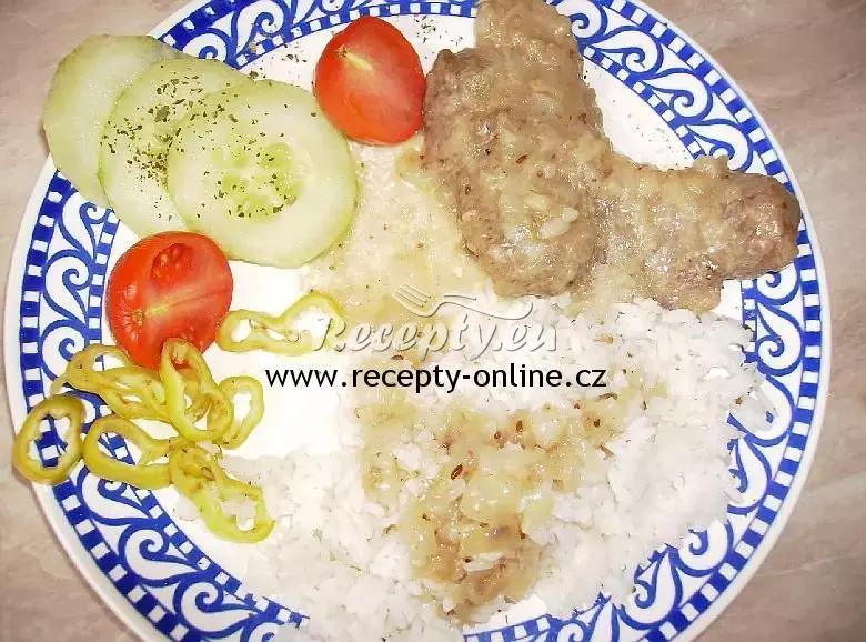 Vepřové kotlety na kmíně recept  vepřové maso