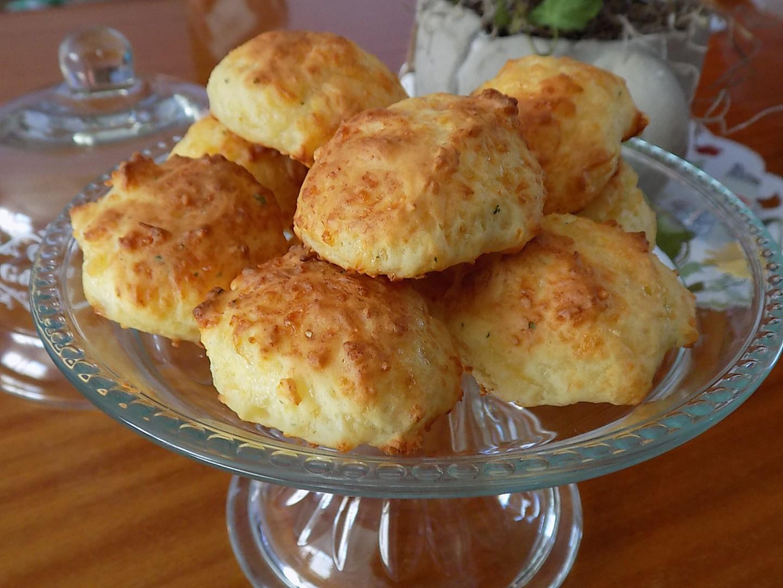 Bleskové sýrové bochánky recept