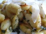 Gnocchi s bylinkami a sýrem recept