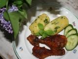 Kuře Tandoori v římském hrnci recept