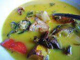 Polévka z pečené zeleniny recept
