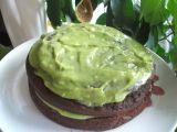 Avokádovo-čokoládový dort recept
