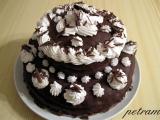 Dvoupatrový dort bez lepku, mléka a vajec recept