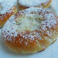 Sváteční tvarohové koláče recept