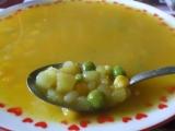 Polévka s kukuřicí recept