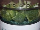 Brokolice se zakysanou smetanou recept
