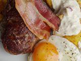 Steak z vepřové panenky paní Colombové recept
