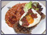 Kovbojský stejk (steak) recept