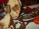 Banánovo-čokoládová bábovka s likérem a mletými oříšky recept ...