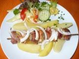 Ražniči z vepřového masa recept