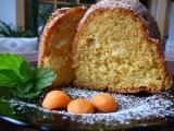 Hrnková bábovka mrkev-ananas recept