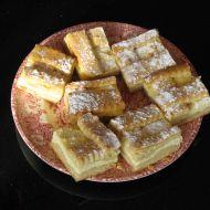 Linecký koláč s tvarohem recept