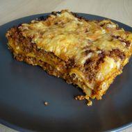 Lasagne s mletým masem a bešamelem recept