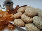 Jemne korenene orientalni sezamky recept