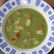 Hrachová polévka recept