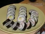 Sushi / Maki a California Rolls recept