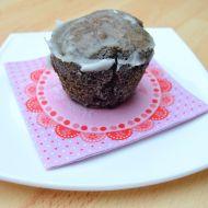 Makový muffin s citronovou polevou recept