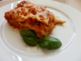 Zeleninové lasagne (bez bešamelu) recept