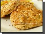 Zelné chlebové placky recept