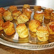 Překládané škvarkové pagáčky recept