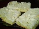 Rebarborový koláč s drobenkou recept
