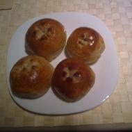 Boller  norské bochánky recept