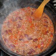Chilli con carne s tajemstvím recept