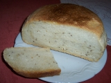 Bílý chléb  můj první z domácí pekárny recept