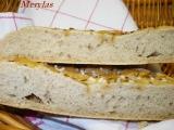Česnekové chlebové placky recept