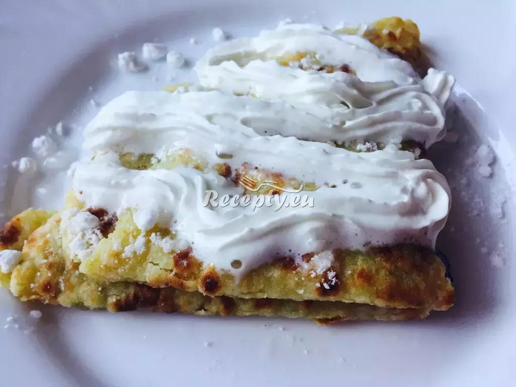 Bramborové palačinky recept  bramborové pokrmy
