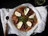 Pizza z pohankové mouky recept